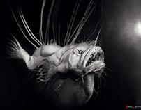deep fish Wip