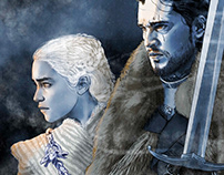 Game of Thrones | Team Tagaryen