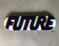 FUTURE/FORWARD Skateboard Graphics