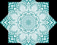 Mandala Design Series