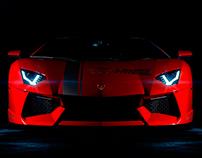 Lagree Fitness - Lamborghini Aventador V3