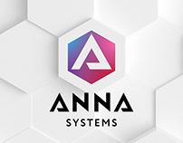Лендинг ANNA Systems ICO