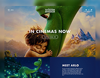 The Good Dinosaur Homepage