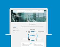 Solvia / Website