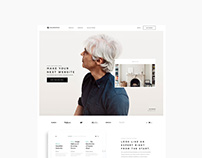 Squarespace Re-Design