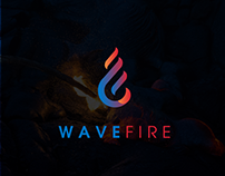 LOGO PROJECT(WAVE FIRE)