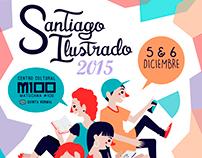 Grafica Santiago Ilustrado 2015