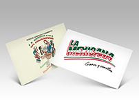 """Re diseño de marca """"LA MEXICANA"""""""