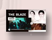 Video Player - UI Design