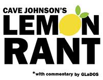 Cave Johnson Lemon Rant