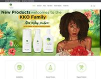 Kynediskoil Website Design