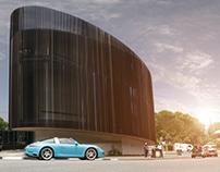2016 Porche 911 Targa 4s