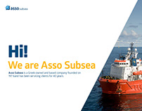 Asso.subsea corporate presentation