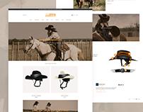 Resistol Ridesafe | Web Design