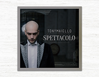 "COVER DESIGN SINGLE ""SPETTACOLO"""
