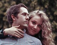 Inna & Maciej    Mamiya C220f + Kodak Portra 400