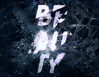 "Movie Poster ""Beauty"""