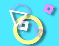 Shape Pop - Motion Graphic