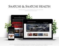 Saatchi & Saatchi Health website