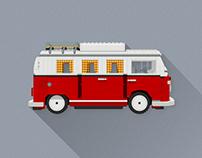 Practice 03 - Lego VW Bulli