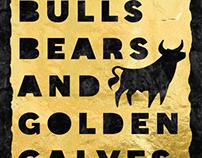 Bulls, Bears and Golden Calves Book Cover