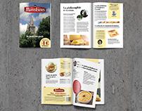 Edition : Brochure publicitaire Maredsous.