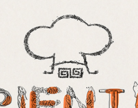 Food Fiesta Illustration