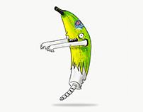 Banana Zombie