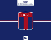 Rebranding Escudos Superliga // by @natodoldan