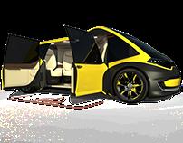 kia taxi concept