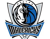 Dallas Mavericks Rebrand Capstone Project