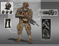 NEAR FUTURE SOLDIER