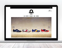 Lofs Shoes web and Blog design