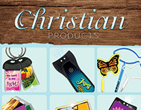 Christian Products catalog cover