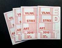 EDIT Vilnius Street Art Festival 2016