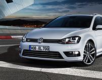 Volkswagen - Golf Variant R-Line