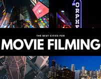 Best Cities for Filming | Jason William Kumpf
