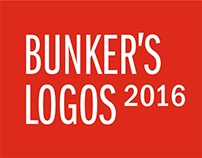 Logo 2016 designs by BunkerMedia