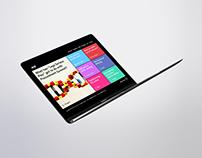 WAE Rebrand + Responsive Website UX/UI