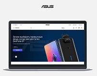 Redesign Asus