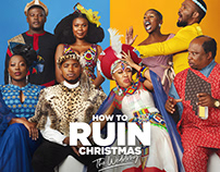 NETFLIX - How To Ruin Christmas | Retouch