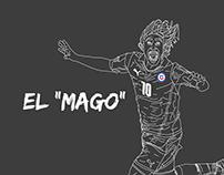 Mago Valdivia // Ilustración