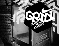 NIKE Grid - Claim Your Streets / 2010
