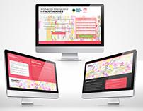 Diseño y desarrollo web para Cursos de Facilitación