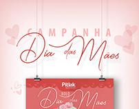 Campanha de venda Bolo Dia das Mães