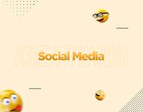 Kreatiwood Social Media Content Designs Vol 01