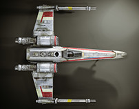Star Wars Battlefront - X-Wing