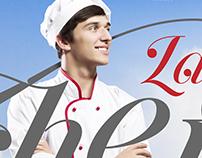 La chef Logo