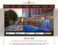 Royal Plaza - HomePage