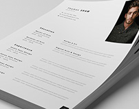 Pegasus Resume Template